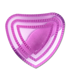 Lucky Unicorn Heart Shaped Curry Comb