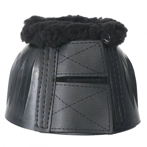 Fleece Lined Bell Boots - Vision Saddlery