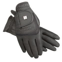 Soft Touch Riding Gloves - Vision Saddlery