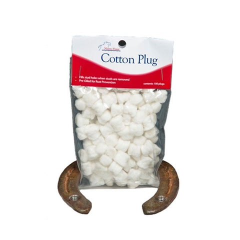 Cotton Stud Plugs - Vision Saddlery