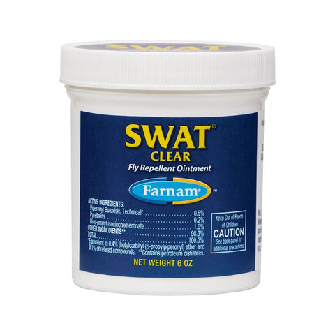 SWAT Fly Repellent Formula, Clear - Vision Saddlery