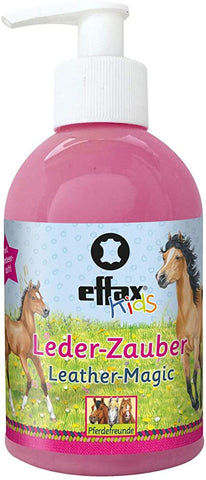 Effax Kids Leather-Magic - 300mL - Vision Saddlery