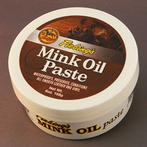Mink Oil Paste - Vision Saddlery