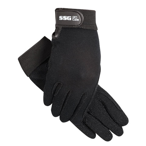 SSG Summer Gripper Gloves - Vision Saddlery