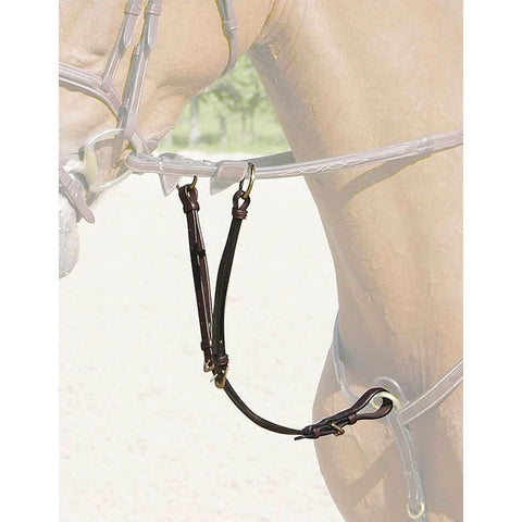 Dy'on Running Martingale Attachment - Vision Saddlery