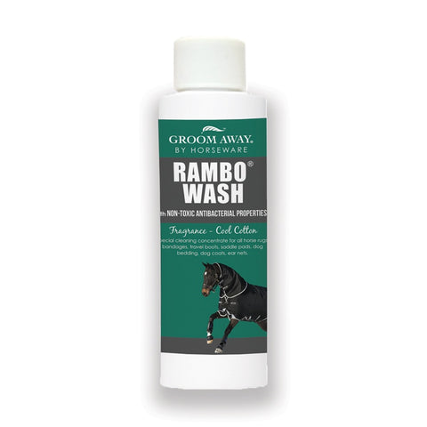 Rambo Wash - Vision Saddlery
