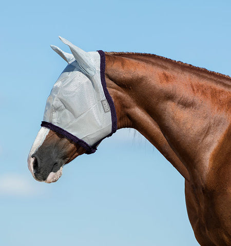 Amigo Fly Mask - various colours - Vision Saddlery