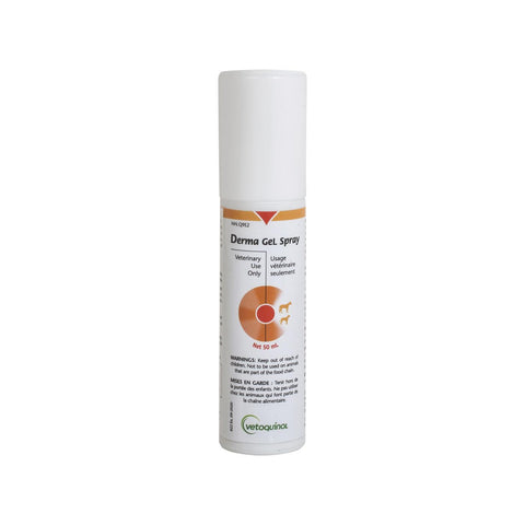 Derma Gel Spray 50ml. - Vision Saddlery