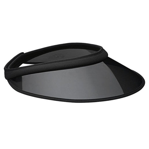 Soless H Visor Velcro - Black - Vision Saddlery