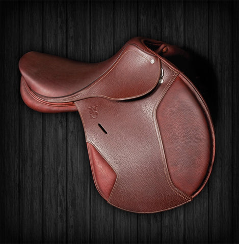 Vision Model T Close Contact Saddle - Vision Saddlery