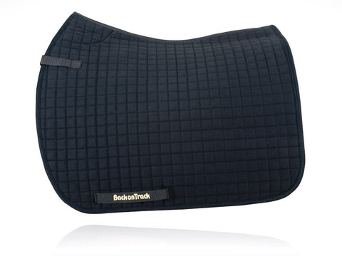 Back On Track Dressage Saddle Pad - Vision Saddlery