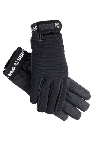 SSG All Weather Winter Lined Gloves - Vision Saddlery