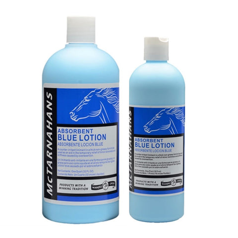 McTarnahan's Blue Lotion - Vision Saddlery