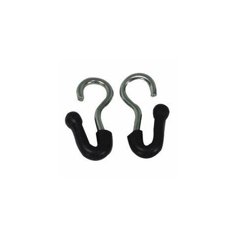 Curb Chain Hooks w/ Rubber - Vision Saddlery