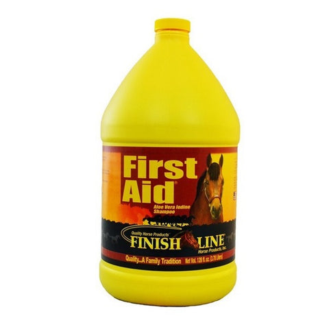 Finish Line First Aid Shampoo - Vision Saddlery