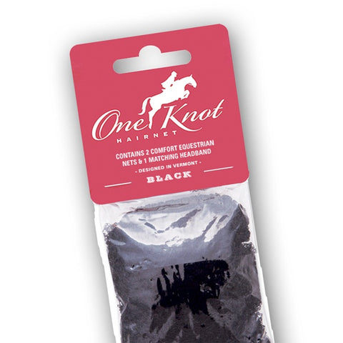 One Knot Hair Net - Vision Saddlery