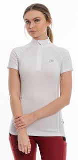 Aveen Tech Short Sleeve Top - Vision Saddlery