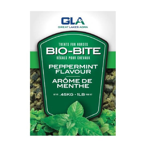 BioBites - Peppermint - Vision Saddlery