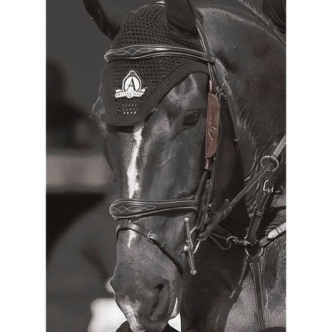 Dy'on Focus Cheek Pieces - Vision Saddlery
