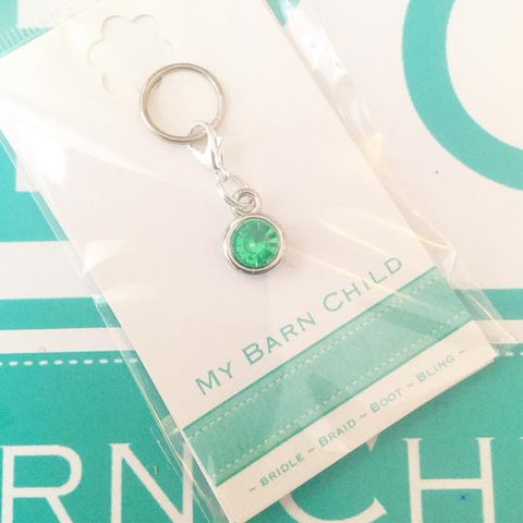 CLEARANCE MBC Solitaire Charm - Match Your Pony - Vision Saddlery