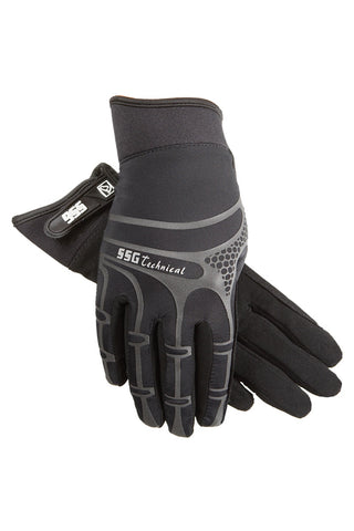 SSG Technical Gloves - Vision Saddlery