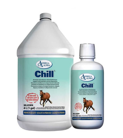 Omega Alpha Chill - Vision Saddlery