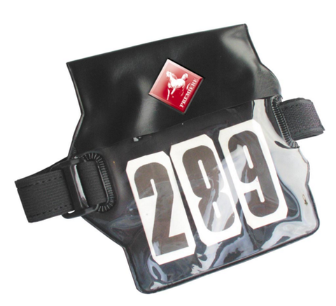 Badge/Arm Number Holder - Vision Saddlery