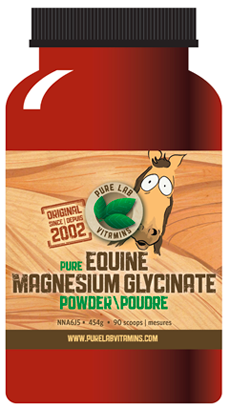 Pure Equine Magnesium Glycinate - Vision Saddlery