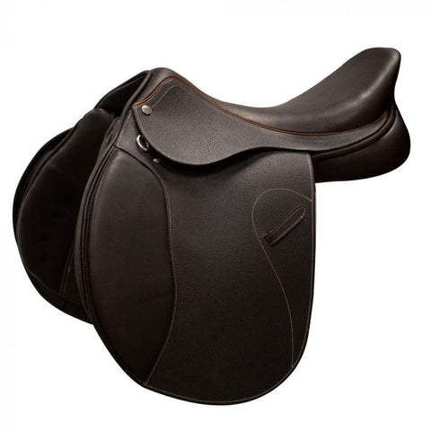 "Brighton ""Oxer"" Close Contact Saddle - Vision Saddlery"