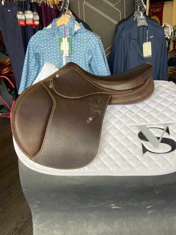 Vision X-Type Close-Contact Saddle - Vision Saddlery