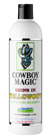 Cowboy Magic Shine In Yellow Out Shampoo - Vision Saddlery