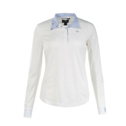 CLEARANCE Horze Blaire Show Shirt (select colours on clearance) - Vision Saddlery