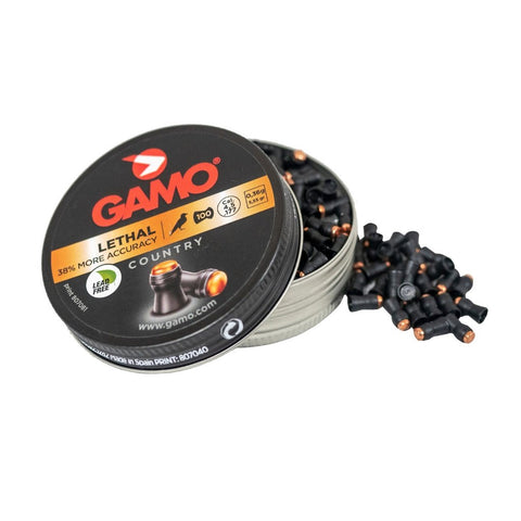 Gamo Lethal .177 Cal Air Rifle Pellets