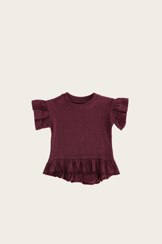 Eden Top - Plum