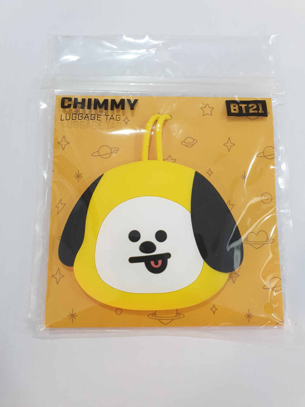BT21 Luggage Tag Chimmy