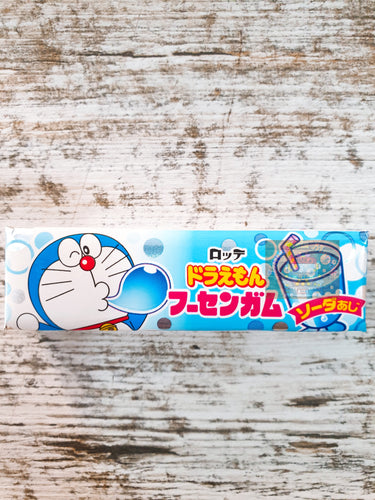 CHICLE DE DORAEMON SABOR A RAMUNE