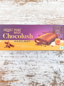 GALLETA CHOCOLUSH DE AVELLANA BRITANNIA