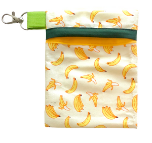 Fruity Mask Storage Pouch