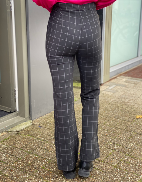 Grace Pant Black Check