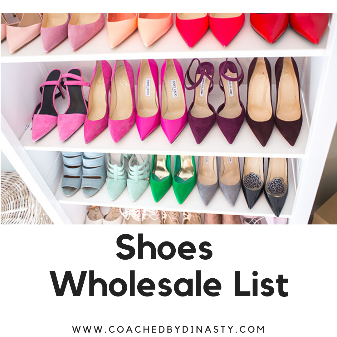 Wholesale Shoe Vendors