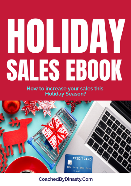 Holiday Sales Book