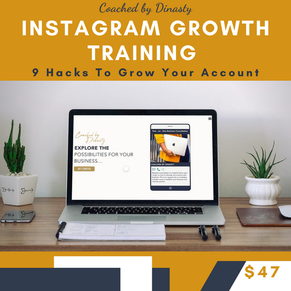 Instagram Growth Training
