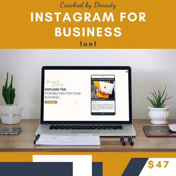 Instagram For Business 1on1