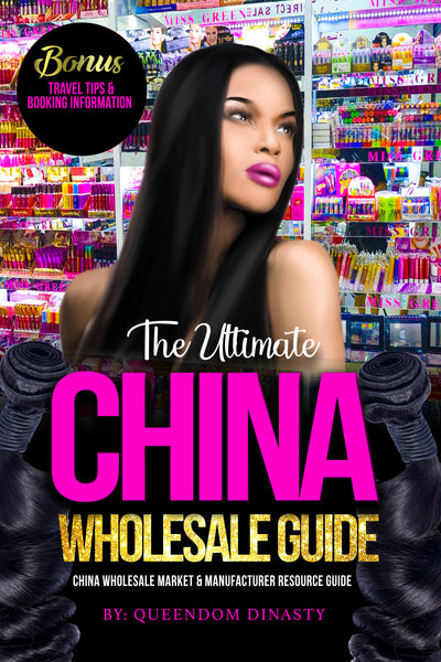 The Ultimate China Wholesale Guide
