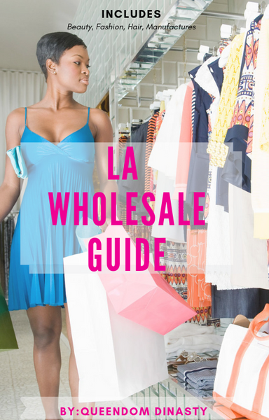 LA Wholesale Guide