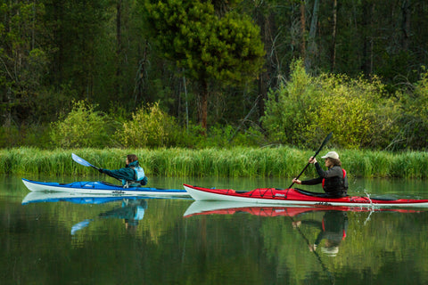 Eddyline Kayaks for Fitness and social distancing