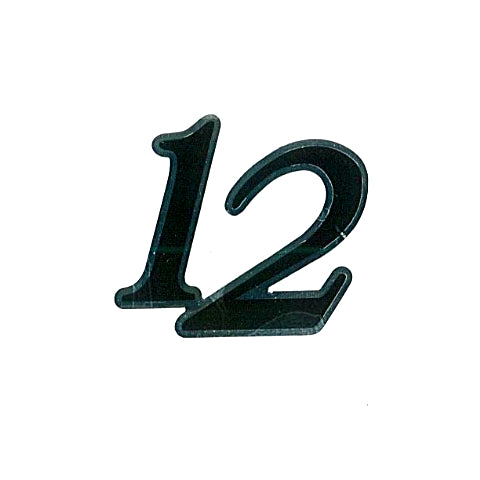 12 Decal