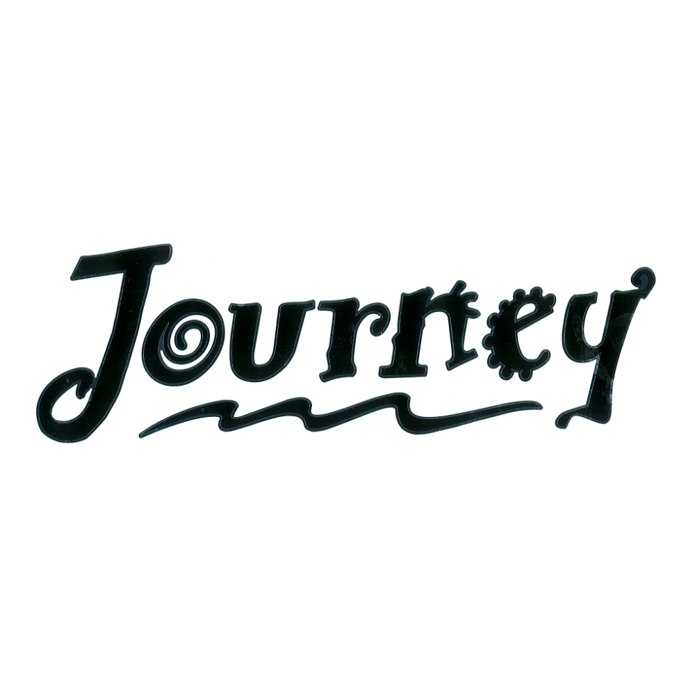 Journey Decal