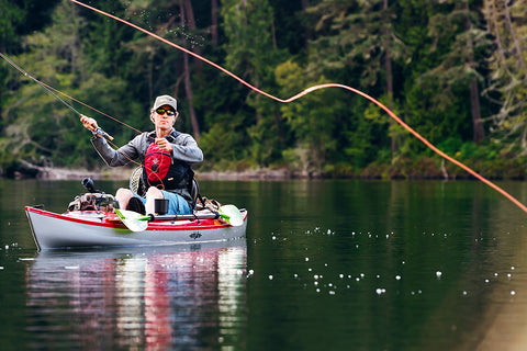 Eddyline Fishing Kayaks