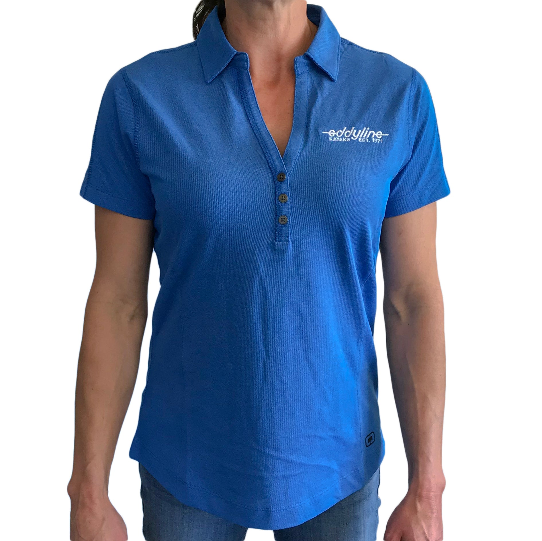 Eddyline Women's Polo Shirt